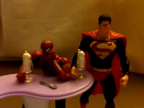 Hi, I'm a Marvel...and I'm Batman. (Marvel/DC Parody) Part 2