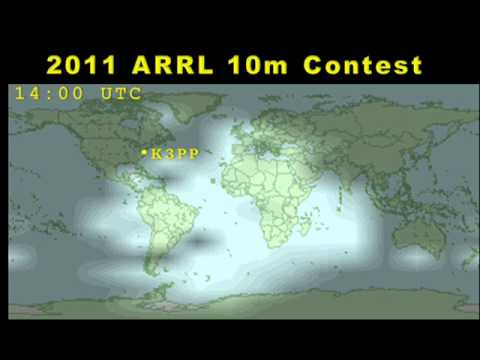 2011 ARRL 10m Contest K3PP Prop