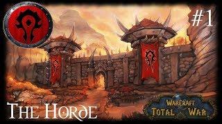 M2TW: Warcraft Total War Mod ~ Horde Campaign Part 1, For the Horde!