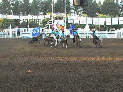 Rodeo Fly Girls Canby 2010 thumbnail