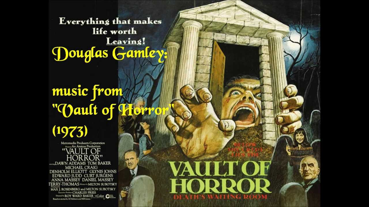 The Vault of Horror (1973) Movie