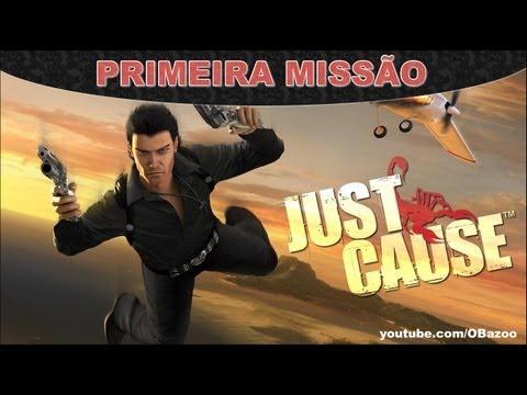 Just Cause - Primeira Missão