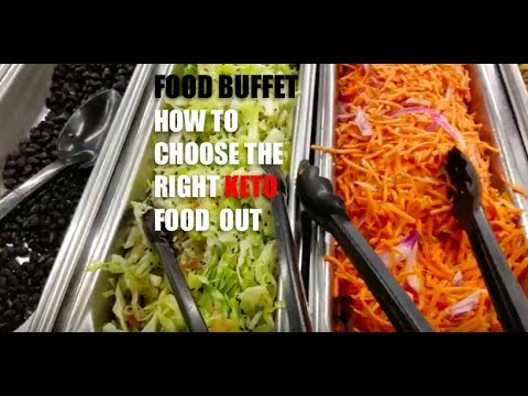 HOW TO CHOOSE THE BEST KETO FOODS WHILE OUT & ABOUT