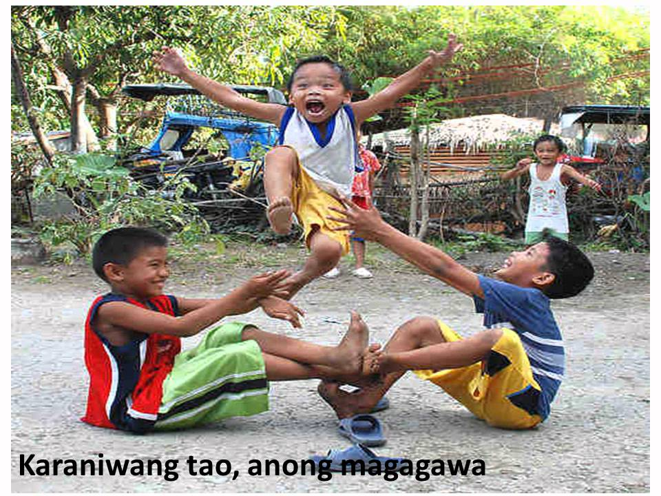 """Karaniwang Tao (The Apo Hiking Society) """"Think Green"""" to save ..."""