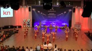 Rocking Angels - Deutsche Meisterschaft 2015