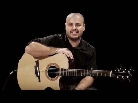 Andy McKee - Rylynn Guitar Lesson #1 [WITH ANDY]