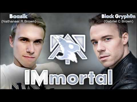 Black Gryph0n & Baasik - IMmortal (Now on iTunes!)
