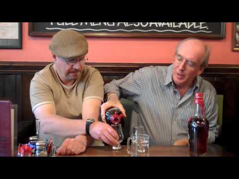 whisky review 155 1/3 - John & ralfy Introduce American Spirits. (with Makers Mark)