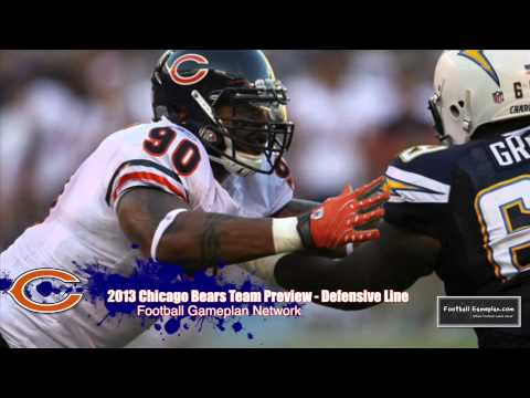Football Gameplan's 2013 NFL Team Preview - Chicago Bears