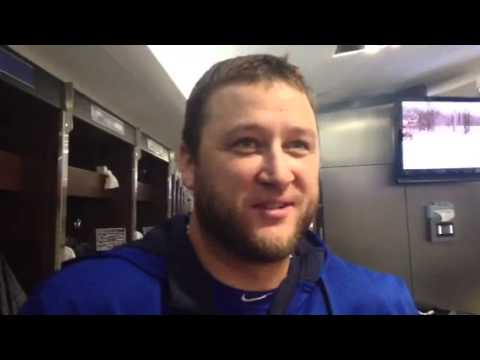Mark Buehrle talks about Paul Konerko retiring