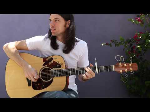 Seth Avett sings...