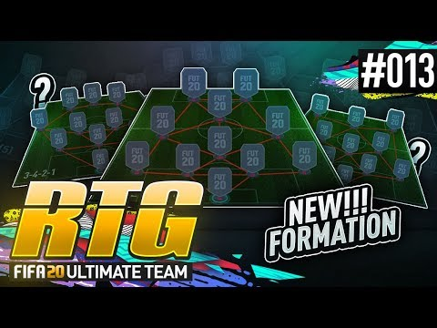 MY NEW FORMATION & TACTICS! - #FIFA20 Road to Glory! #13 Ultimate Team
