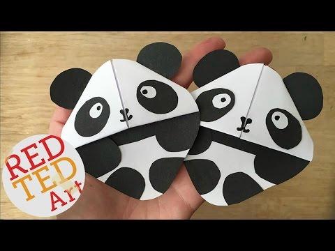 Как можно сделать панду 384