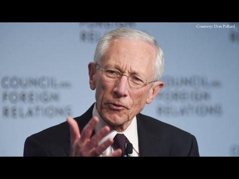 The Federal Reserve's Stanley Fischer on Inflation and Financial Stability