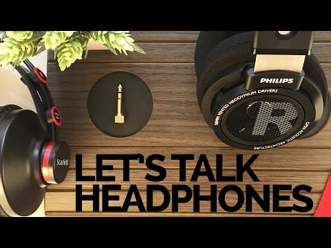 Headphone Buyers Guide!