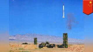 Cina mengetes sistem anti rudal untuk pertahanan - TomoNews