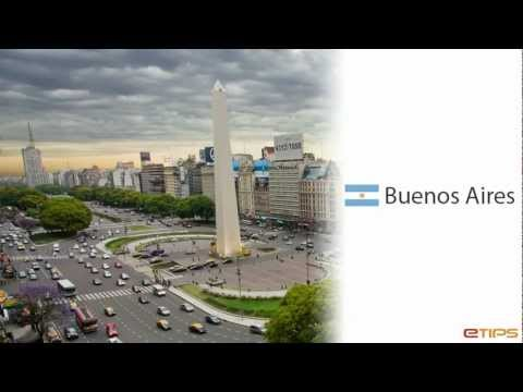 Buenos Aires - Argentina - Best Travel Guide with Augmented Reality - HD