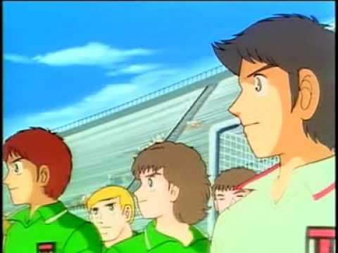 足球小將歐洲爭霸戰 新キャプテン翼 OVA 無線電視 TVB 粵語 配音 片段