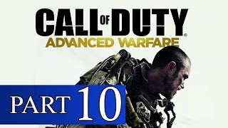 Call of Duty Advanced Warfare Walkthrough Part 10 No Commentary [1080p HD] Xbox 360 Gameplay