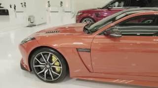 Jaguar Land Rover Technical Centre - Interior Design | AutoMotoTV
