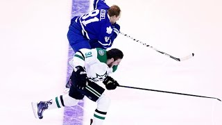 Seguin-Kessel face off in Fastest Skater