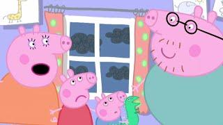 Peppa Pig Français   Peppa Pig L'orage   Dessin Animé