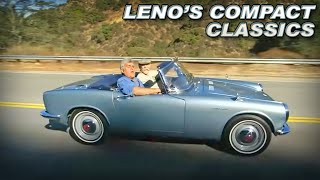 Jay Leno's Honda S600 and Fiat Millecento