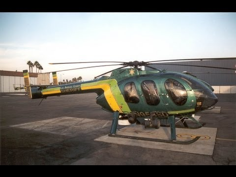 Ridealong LA County Sheriff helicopter flight (part 3)