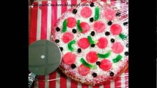 Watch Charlotte Diamond I Am A Pizza video
