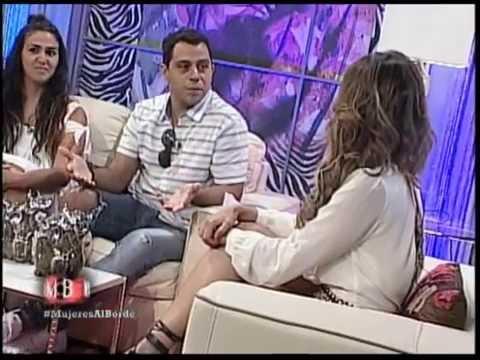 Entrevista a Karla Fatule y Javier Grullón una familia Al Borde - Parte 1/4