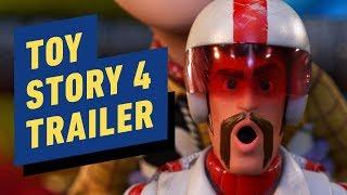 Toy Story 4 - Official Trailer 2 (2019) Tom Hanks, Tim Allen