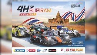 4H of Buriram LIVE Round 4 201920 Asian Le Mans Series
