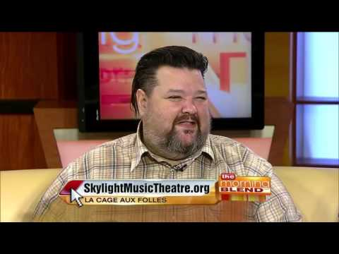 """La Cage Aux Folles"" on The Morning Blend with Chris March and John de los Santos!"