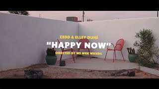Download Lagu Zedd & Elley Duhé - Happy Now (Lyric Video) Gratis STAFABAND