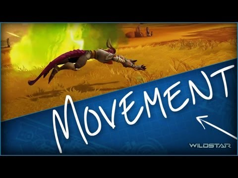 WildStar: DevSpeak - Movement [OFFICIAL]