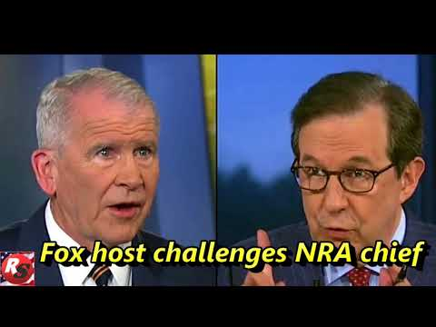 Fox host challenges NRA chief: Santa Fe 'was a hardened school'