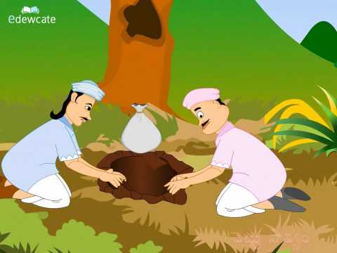 Panchatantra Telugu - Chettu Sakshyam video
