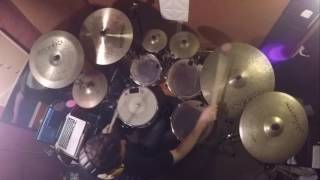 Celal Avcı - Foo Fighters - The Pretender (Drum cover)