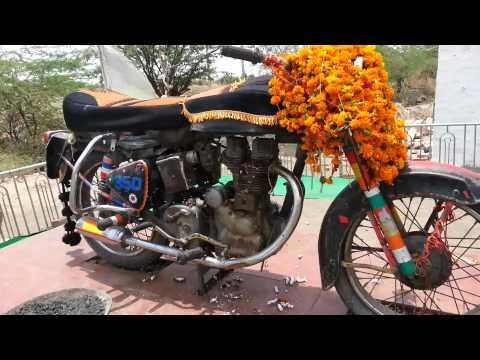 Om Banna Tempal In Pali Road Rajasthan India video