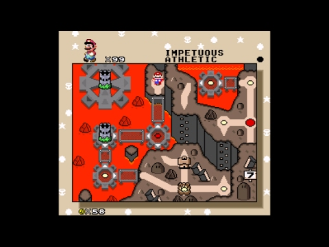 Misc Computer Games - Super Mario - Air Platform Theme