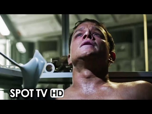 Sopravvissuto - The martian Spot Tv Italiano (2015) - Matt Damon Movie HD