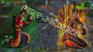 [WOD] 2v2 Destro Warlock and Fire Mage. Fire Madness