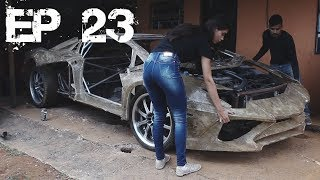 MONTEI A FRENTE PROJETO DESBRAVADOR VS AVENTADOR - MODIFICAÇÕES EP 23