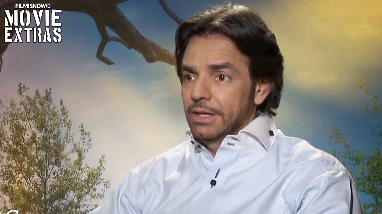Eugenio Derbez 'Dr. Nurko' talks about Miracles From Heaven (2016) Official Interview