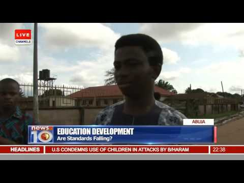 News@10: CEOs Seek Upgrade On Ease Of Doing Business In Nigeria 14/05/16 Pt.3