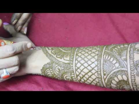 Mehandi Design Back Hand Video 23 - Ilovemehandi.tv video