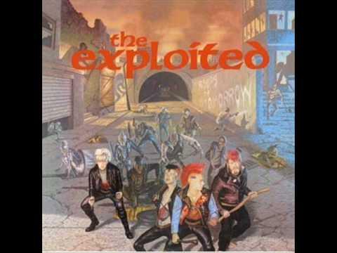 Exploited - War