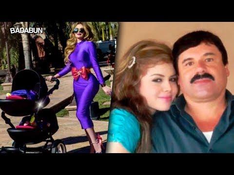 """Las 7 amantes más famosas de el """"Chapo"""" Guzmán"""