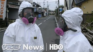Fukushima Five Years Later: VICE News Tonight on HBO (Full Segment)