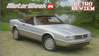 Retro Review: 1987 Cadillac Allante